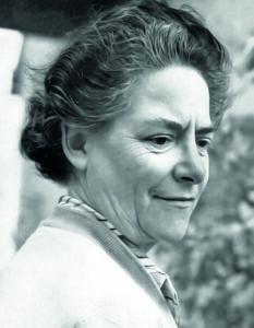 Luick-Conrad, Gertrud